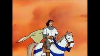 Cancion Infantil De Dibujos Animados Ivanhoe, Caricaturas