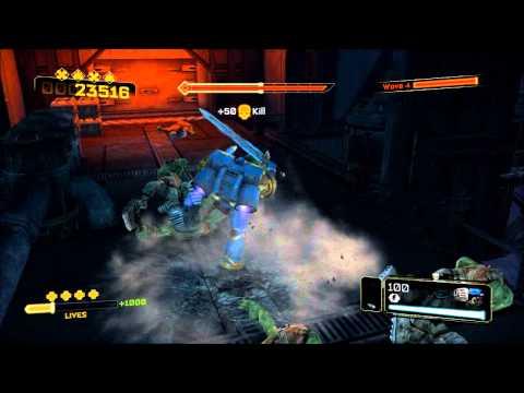 Space Marine Exterminatus: Assault Class- Power Sword