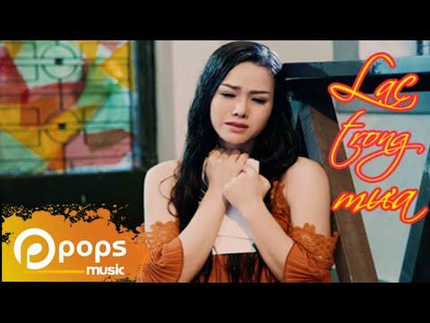 Lạc Trong Mưa - Nhật Kim Anh  (Official MV)