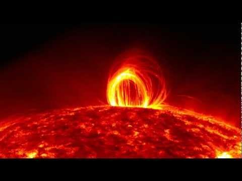 Những hình ảnh hiếm thấy về hiện tượng phun trào trên Mặt Trời
