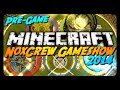 Minecraft: NOXCREW GAMESHOW 2014 - Pre-Game Ceremony! - AntVenom POV