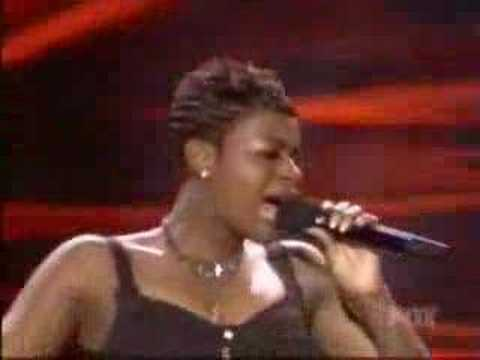 Fantasia sings A Fool In Love