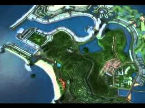 Đảo ngọc - Dự án Ngọc Châu Land