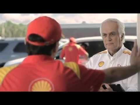 Nueva red de estaciones de servicio Shell - 2012