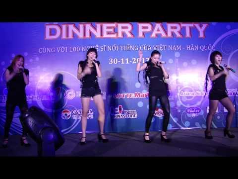 Nhóm nhạc nữ Hàn Quốc KISS1