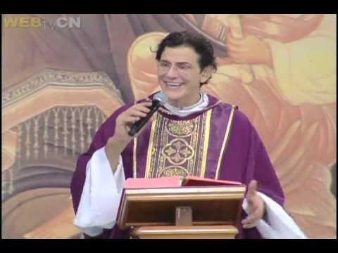 Oração, rémedio contra a tentação ( Padre Reginaldo Manzotti )