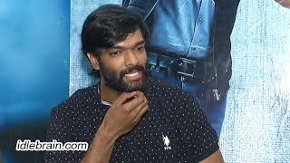 Actor Charan Deep Interview Garuda Vega Movie
