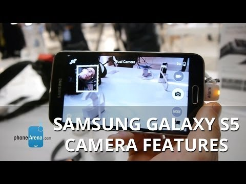 Samsung Galaxy S5: camera features demonstration