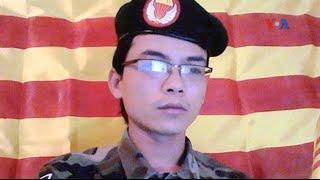 Thanh niên mặc quân phục VNCH bị tuyên án tù