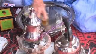 طقوس إعداد الشاي الصحراوي | روبورتاج