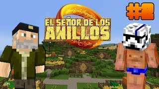 UNA MALA ELECCIÓN!! El Señor De Los Anillos Minecraft