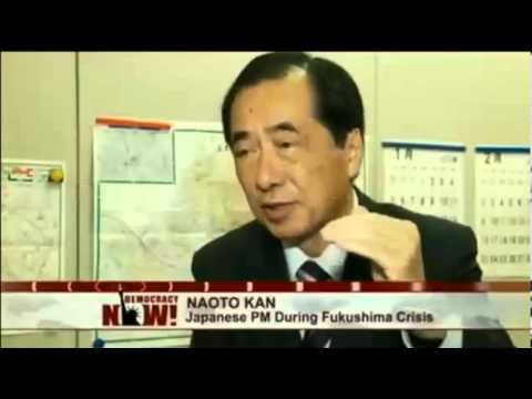 Japan ex Prime Minister  Fukushima 3rd Anniversary P1 of 3