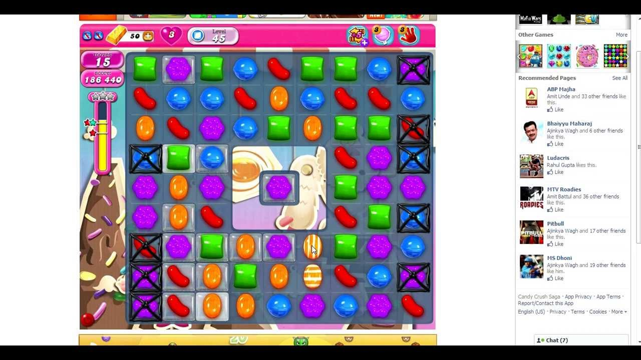 How To Win At Level 256 Candy Crush