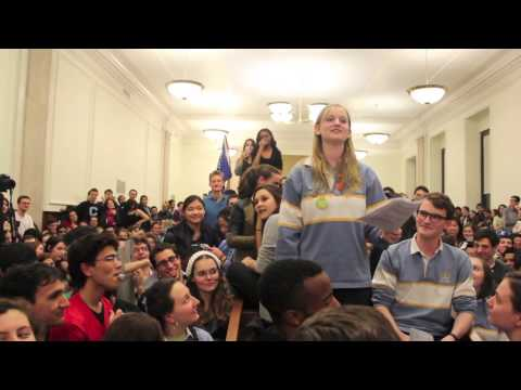 Fall Orgo Night 2013 - Joke 3 (Ivy League)