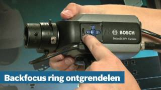 Bosch CCTV  instructie