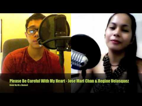 Please Be Careful With My Heart - Jose Mari Chan & Regine Velasquez Cover By JB & Damsel