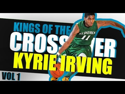 Kyrie Irving Has RIDICULOUS Handles | NBA Kings of The Crossover Vol. 1!
