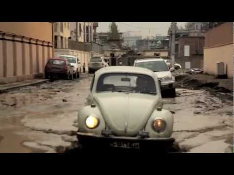 The Times tour of Kabul in a 1969 Beetle