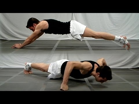 Taekwondo Basic Upper Body Strength Drills (Kwonkicker)