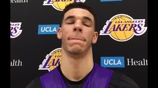 NEW Lonzo Ball Funny Moments 2017-2018