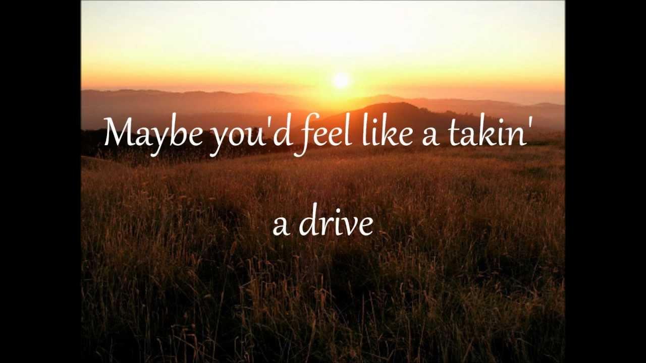 Heaven Jake Owen Lyrics Youtube