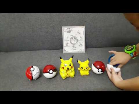 Pokemon Bảo Bối Thần Kỳ