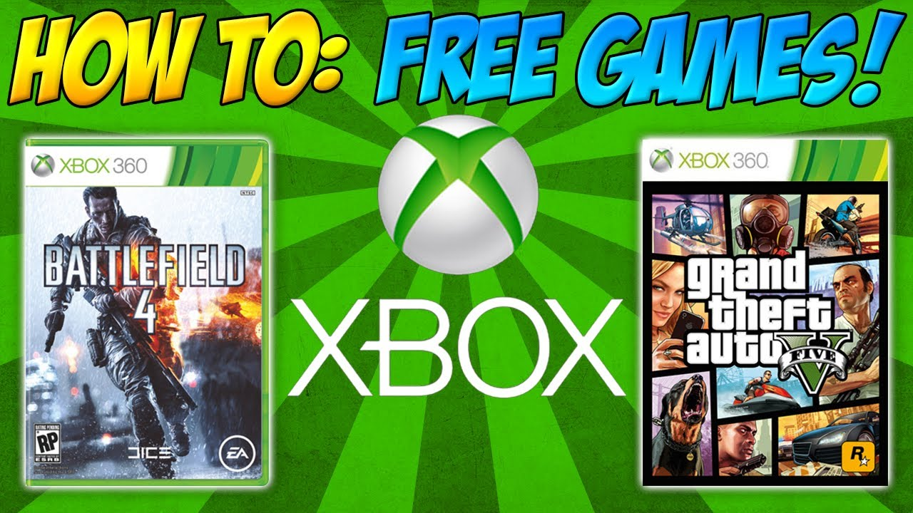 how to get free video games