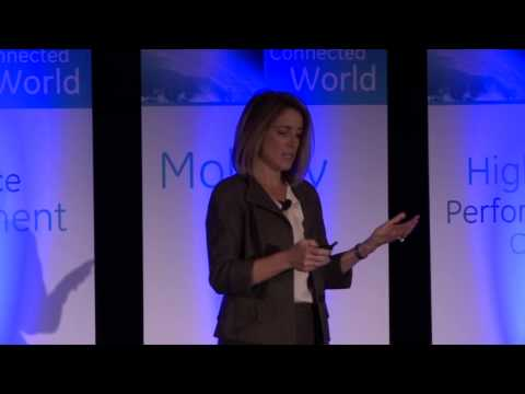 Get Connected - GE Intelligent Platform's Jody Markopoulous
