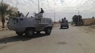 جهود الأمنية فى سيناء