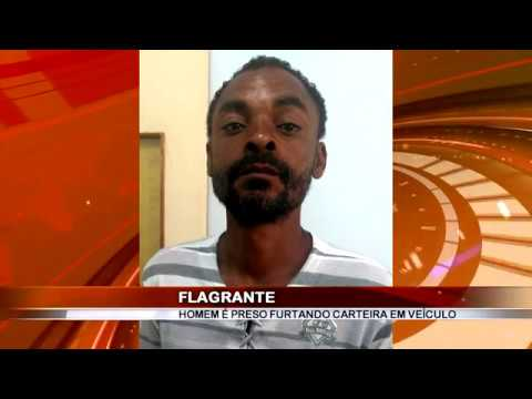 12/01/2018 - Vulgo Neguinho � preso em a��o r�pida da Pol�cia Militar em Gua�ra
