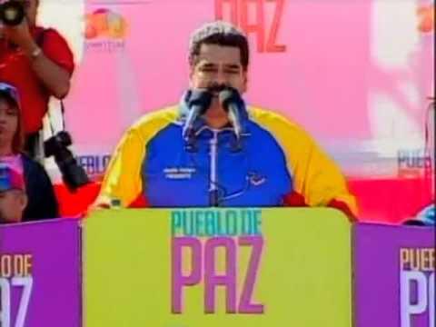 Maduro fustiga a Leopoldo López