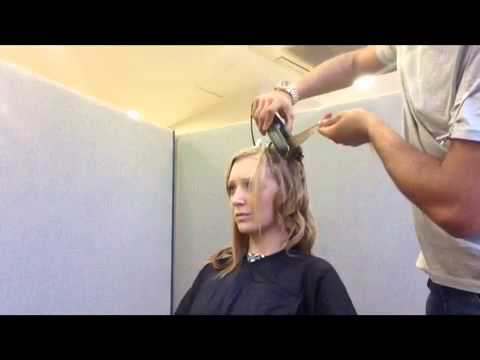 Ghd how to - Waves - By Ryan Humpage ghd style squad member