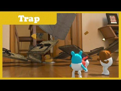 Ep50_Trap | Space Jungle S2 | Funny Cartoon | Kids Cartoon | COAN Studio
