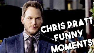 Chris Pratt Funny Moments