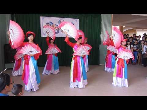 Múa Nét Việt 12X