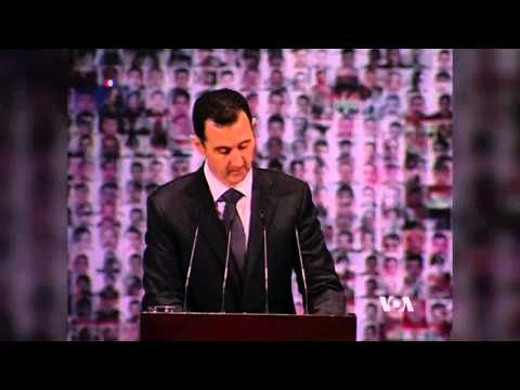 Syria's Assad Set to Win Another Term as War Rages