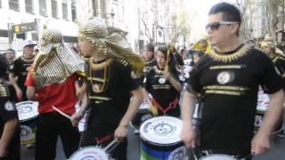 Buenos Aires Celebra Brasil 2016 | Monobloco La 14 BIS