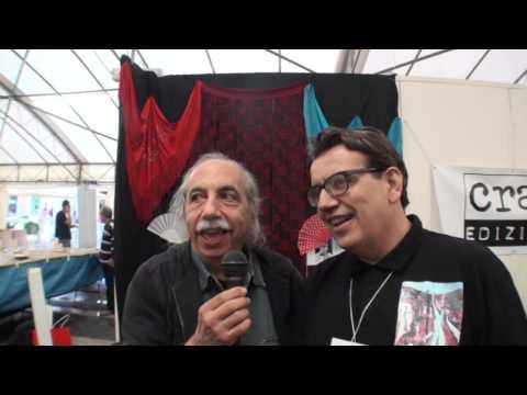MAX MURA, FAUSTA MAIORINO, MATTIA POLITI AL MEI DI FAENZA 2013