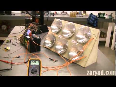 Энергия из вакуума 7 Импульсная технология Теслы