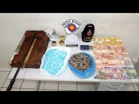 PM divulga balanço de operação na vila Barros, em Marília