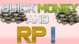GTA 5 Online: Easy Money FAST & RP! How To Get Easy Money