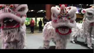 Chinese New Year Lion Dance 2013 @ The River Rock Casino