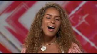 Leona Lewis Audition Season 3 (X Factor Best Audition
