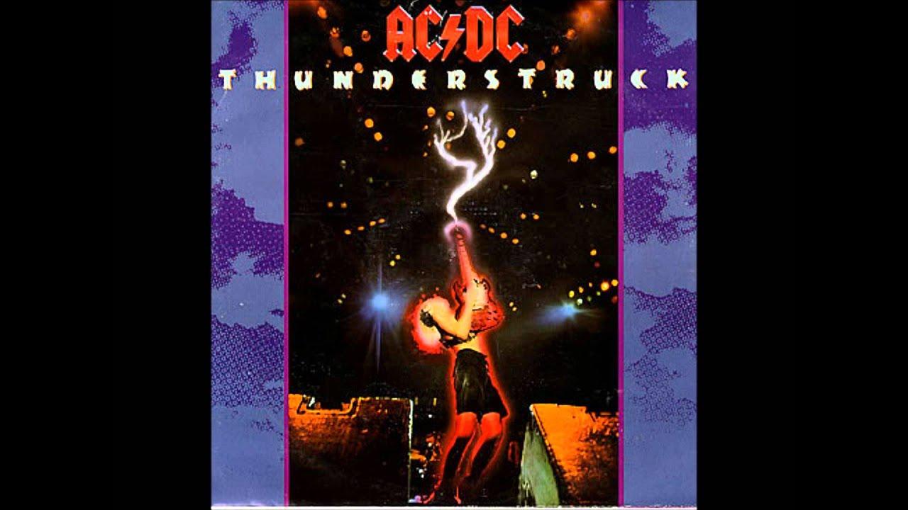 play thunderstruck ac dc