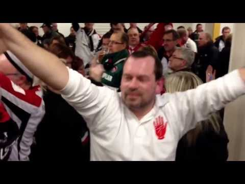 Leicester Ulster Post Match Party