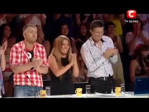 Наш Louis Armstrong - X-Factor 3 Ukraine