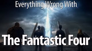 Everything Wrong With The Fantastic Four (2015) In 17 Minutes Or Less