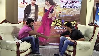 Allari-Naresh-Exclusive-Interview-About-JamesBond-Movie-By-Sunil