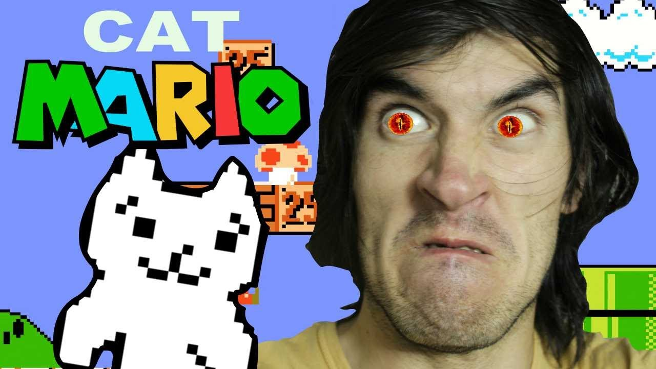Youtube Cat Mario Show