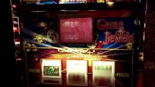 VGT Red Spin Gems & Jewels 1$ Slot Machine